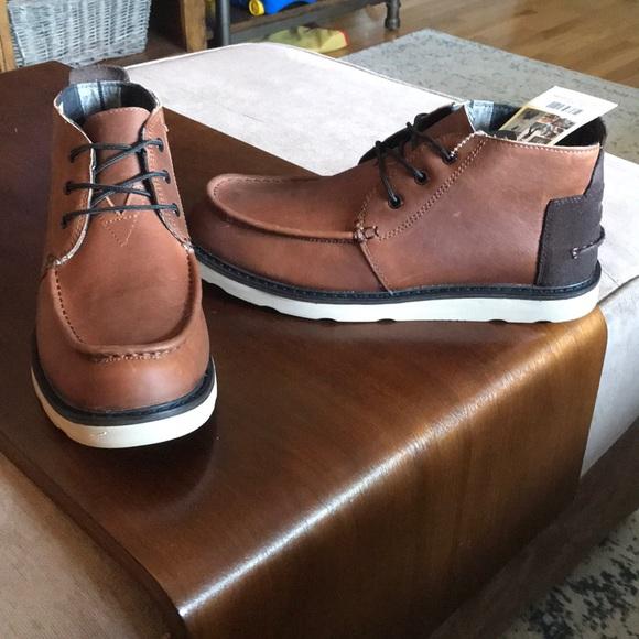 Toms Shoes | Toms Men Chukka Waterproof